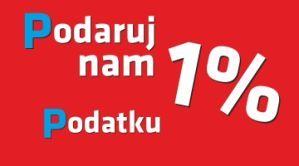 Podaruj nam swój 1 procent podatku